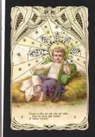Merlettato: NATIVITA' - Mm.70X113 - Religione & Esoterismo