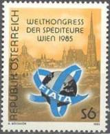 1985 Weltkongreß Der Spediteure ANK 1859 / Mi 1828 / Sc 1327 / YT 1657 Postfrisch/neuf/MNH - 1981-90 Ungebraucht