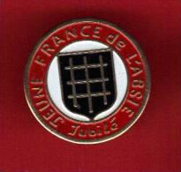 24567-pin's Association.jeunes.Absie.Deux-Sèvres En Région Poitou-Charentes - Associations