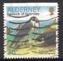 Alderney. 2000. Cancelled, Bird. Y&T 147a. - Alderney