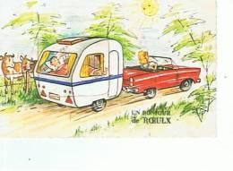 Le Roeulx Carte à Système Caravane - Le Roeulx