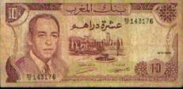 MAROC - 10 Dirhams 1970 - Maroc