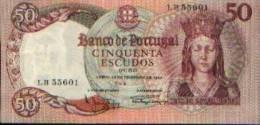 Portugal - 50 Escudos 1964 - Portugal