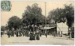 CPA .78 Versailles. La Foire De Mai.1907.FETE FORAINE. - Versailles