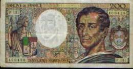 France - 200 FR 1992 - 1962-1997 ''Francs''