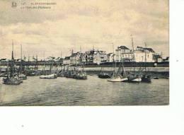 Blankenberge Le Port Des Pêcheurs - Blankenberge