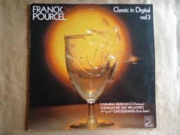 FRANCK POURCEL //  CLASSIC IN DIGITAL VOL 3  -  33 T. - Vinyl Records
