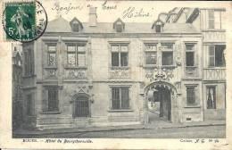 HAUTE NORMANDIE - 76 - SEINE MARITIME - ROUEN  - Hôtel Du Bourgtheroulde - Rouen