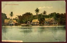 Cpa Indonésie Tello Rivier  Bij  Makassar        RAM17 - Indonésie