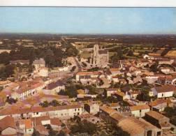 Les Lucs-sur-Boulogne..belle Vue Du Village..l´Eglise - Les Lucs Sur Boulogne