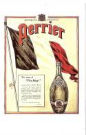 Nostalgia Series Postcard-Perrier Advertisement  1915 - Publicité