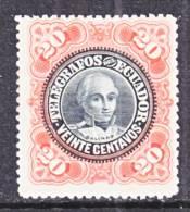 Ecuador Telegraph  T 32  * - Ecuador