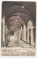 Cistercienzer Abdij (Trappisten) - Kloosterpand WESTMALLE - 1902 (kleur) - Malle