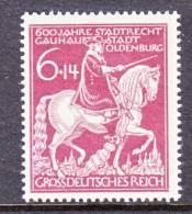 Germany  B 290   ** - Unused Stamps