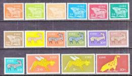 Ireland  250-65   **  FAUNA  BIRDS - 1949-... Republic Of Ireland