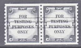 U.S. TD 107 B  **  PRECANCEL TEST COIL - Coils & Coil Singles