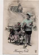 Heureux Noel  Jouet Peluche Poupée - Noël