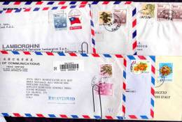 Taiwan, Lotto Buste E Frammenti - 1945-... Republic Of China