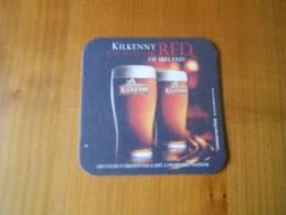 Sous-bock KILKEENY RED OF IRELAND L'authentique Rousse D'irelande - Beer Mats