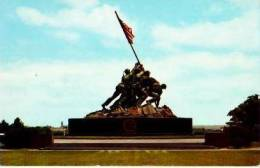 Washington. United States Marine Corps War Mémorial. Iwo Jima Statue  . - Etats-Unis
