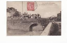 Carte 1906 CHAMPAGNE LES MARAIS / LE PONT - Other Municipalities