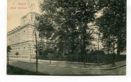 """Ancienne Cp """"Mons, Ecole Normale """"cp Non Voyagée - Mons"""