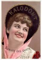 Chromo Kalodont, Beauté Des Dents - Chromos