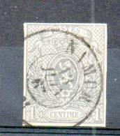 LOT 215 - BELGIQUE N° 22 * Oblitéré NAMUR - Cote 175.00 € - 1866-1867 Coat Of Arms