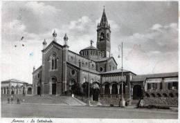 """Cartolina  D´epoca        """"  Asmara -  La Cattedrale  """" - Guerra 1939-45"""