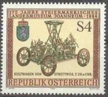 1986 Steiermärkisches Landesmuseum ANK 1899 / Mi 1868 / Sc 1373 / YT 1697 Postfrisch/neuf/MNH - 1981-90 Ungebraucht
