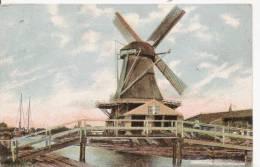 AMSTERDAM HOUT ZAAGMOLEN  1907 - Amsterdam