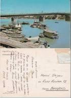 Iraq Al-Shuheda Bridge Old PC Us Damaged  / 11917 - Iraq