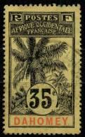 Dahomey (1906) N 26 (o)
