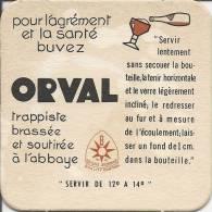 SOUS BOCK - ORVAL - Sous-bocks