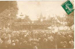 Carte Photo De CUSSET 14 Juillet En 1910? - Autres Communes