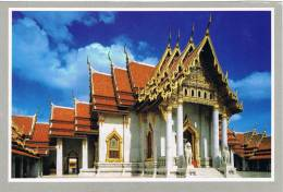 3550. Postal BANGKOK (Tahilandia) . Wat Benjamabhopit - Tailandia