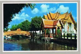 3549. Postal BANGKOK (Tahilandia) . Wat Benjamabhopit - Tailandia