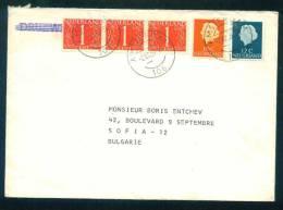 114437 / Envelope 1959 AMSTERDAM Netherlands Nederland Pays-Bas Paesi Bassi Niederlande - Lettres & Documents