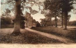 78 Chateau De Richebourg, Vue Prise Du Parc - France