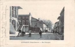 31 - Longages - Rue Principale - Non Classés