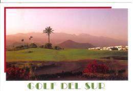 TENERIFE - Golf Del Sur - Golf