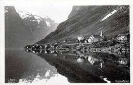 Schweden NAERÖFJORD, Nicht Gelaufen Um 1935, Sehr Gute Erhaltung - Schweden