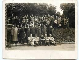 GRANDE PHOTOGRAPHIE SOLDAT NAZI WEHRMACHT SECONDE GUERRE MONDIALE GUERRE 40 DEUTSCHLAND - Guerra, Militares