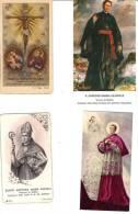 S. ANTONIO MARIA GIANELLI - LOTTO 4 SANTINI - M - E - Religione & Esoterismo