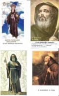 S. FRANCESCO DI PAOLA - LOTTO 4 SANTINI - M - Religión & Esoterismo