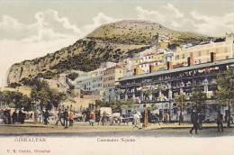 Gilbratar - Casemates Square (top Animation) - Gibraltar