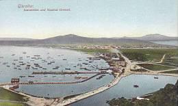 Gilbratar - Inundation And Neutral Ground - Gibraltar