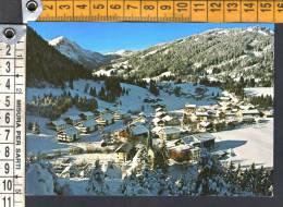 E1798 Wintersportplatz Unterjoch Im Oberallgau Mis Spiesser - Edizione Studio Tanner / Non Viaggiata - Hindelang