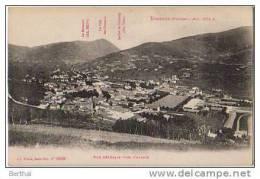 88 BUSSANG - Vue Generale Vers L Alsace - Bussang
