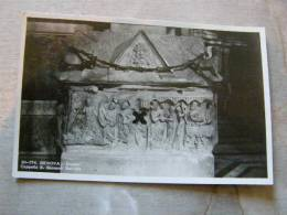 Italia - Genova - Duomo Capella S.Giovanni Battista  Ed. Brunner Como   VF  RPPC   D77576 - Italie
